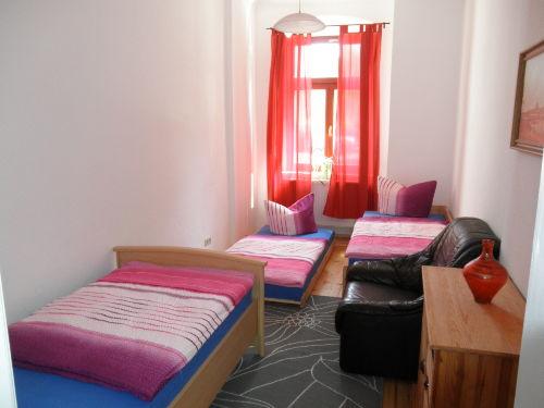 Ferienwohung Dresden Altpieschen - Schlafzimmer 2