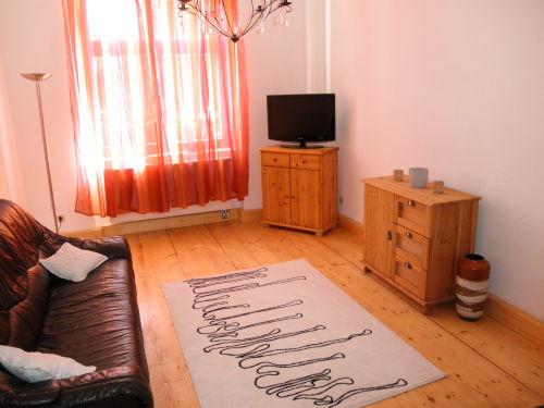 Ferienwohung Dresden Altpieschen - Wohnzimmer