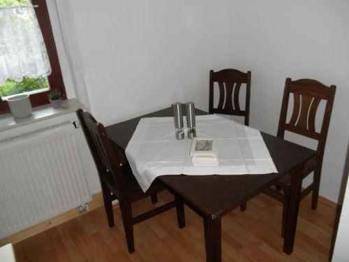 Ferienwohung Dresden Altpieschen - Essecke